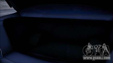 Mitsubishi Lancer GVR for GTA San Andreas back view