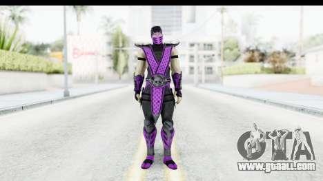 Mortal Kombat vs DC Universe - Rain for GTA San Andreas second screenshot