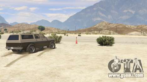 GTA 5 Off-roading Rancher sixth screenshot