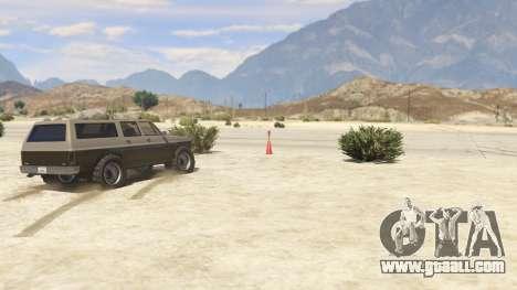 Off-roading Rancher for GTA 5