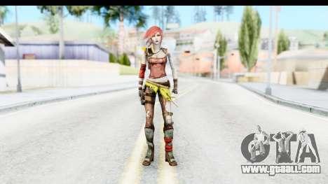 Borderland - Lilith for GTA San Andreas second screenshot