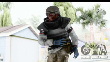 The Division Last Man Battalion - Grenadier for GTA San Andreas