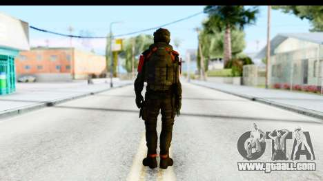 Homefront The Revolution - KPA v1 Black for GTA San Andreas