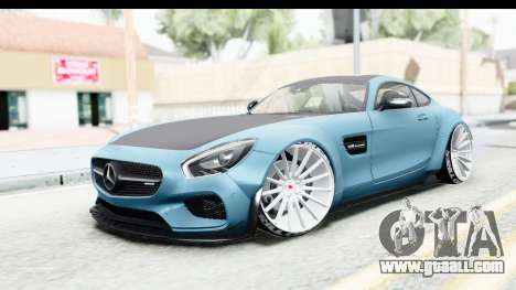 Mercedes-Benz AMG GT Prior Design for GTA San Andreas
