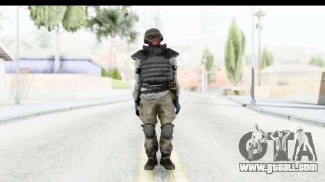 The Division Last Man Battalion - Grenadier for GTA San Andreas second screenshot