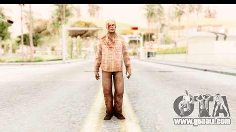 Left 4 Dead 2 - Zombie Shirt 2 for GTA San Andreas second screenshot