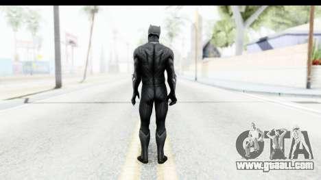 Marvel Heroes - Black Phanter (Civil War) for GTA San Andreas third screenshot