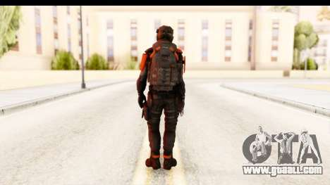 Homefront The Revolution - KPA v2 Black for GTA San Andreas third screenshot