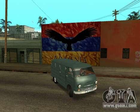 Eraz 762 Armenian for GTA San Andreas