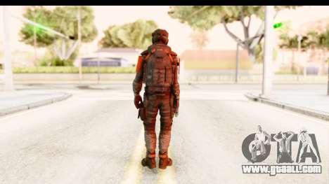Homefront The Revolution - KPA v2 Camo for GTA San Andreas third screenshot