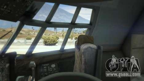 GTA 5 AC-130U Spooky II Gunship sixth screenshot