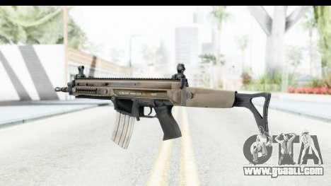 CZ-805 for GTA San Andreas second screenshot