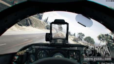 GTA 5 AT-26 Impala Xavante ARG ninth screenshot