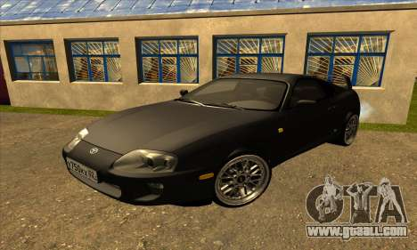 Toyota Supra Lambo for GTA San Andreas