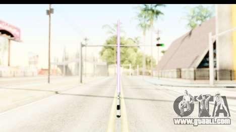 Sword Art Online II - Kiritos Saber for GTA San Andreas second screenshot