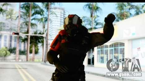 Homefront The Revolution - KPA v1 Black for GTA San Andreas