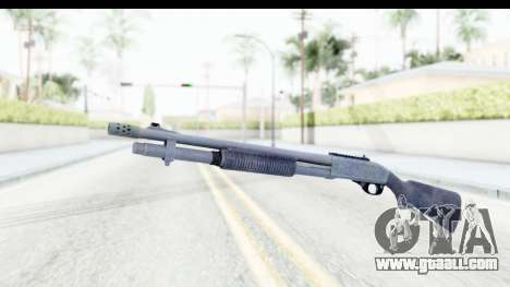 Remington 870 Tactical for GTA San Andreas