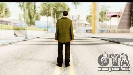 Mafia 3 - Lincoln Clay for GTA San Andreas third screenshot