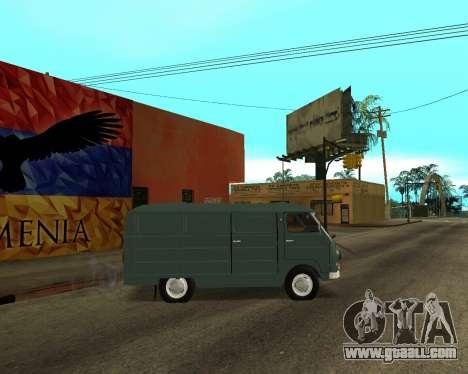 Eraz 762 Armenian for GTA San Andreas inner view