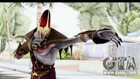 Arcane Horror from Dragon Age for GTA San Andreas