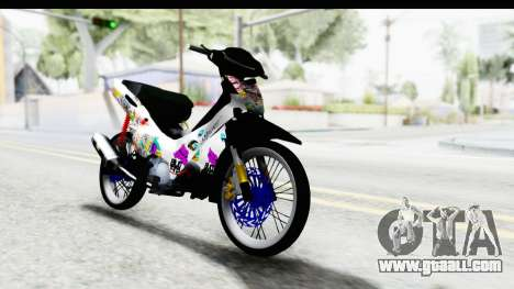 Honda Supra X 2004 Road Race for GTA San Andreas