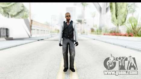 CS:GO The Professional v3 for GTA San Andreas second screenshot