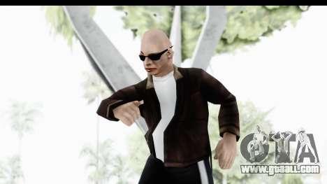 Gopnik for GTA San Andreas