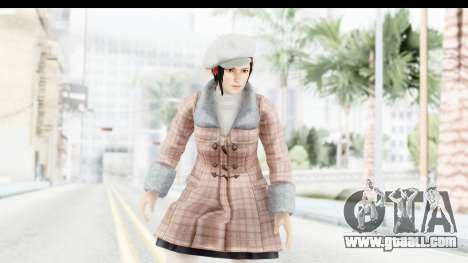 DoA 5 - Mila Casual for GTA San Andreas