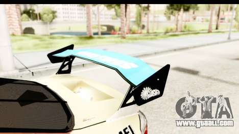 D1GP Nissan Silvia RC926 Toyo Tires for GTA San Andreas side view