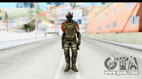 Homefront The Revolution - KPA v3 Original for GTA San Andreas second screenshot