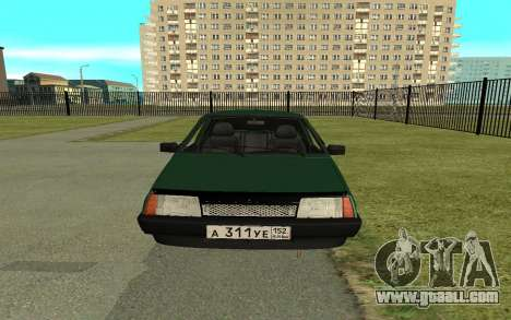 2109 for GTA San Andreas right view