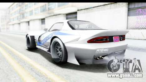 GTA 5 Bravado Banshee 900R Mip Map for GTA San Andreas engine