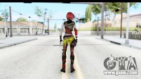 Borderland - Lilith for GTA San Andreas third screenshot