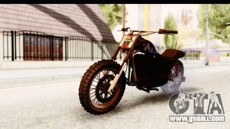 GTA 5 Western Cliffhanger Custom v2 IVF for GTA San Andreas