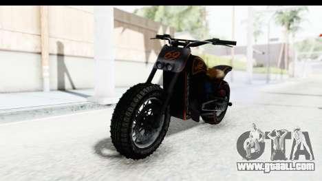 GTA 5 Western Gargoyle Custom v1 for GTA San Andreas