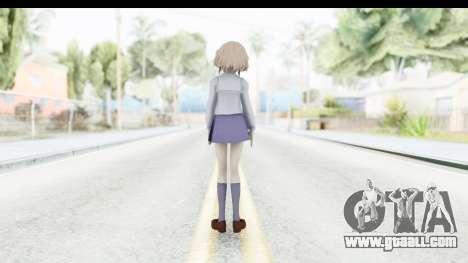 Ohana Matsumae (Hanasaku Iroha) for GTA San Andreas third screenshot
