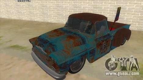 Chevrolet Apache for GTA San Andreas