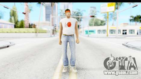 Tommy Vercetti Havana Outfit from GTA Vice City for GTA San Andreas second screenshot