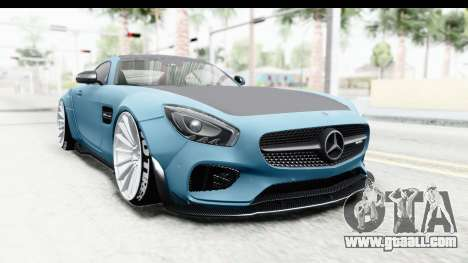 Mercedes-Benz AMG GT Prior Design for GTA San Andreas right view