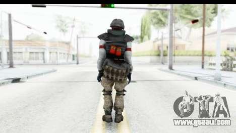 The Division Last Man Battalion - Grenadier for GTA San Andreas third screenshot