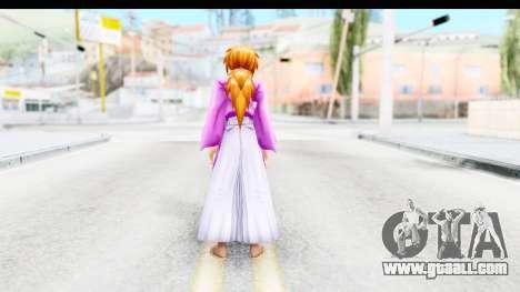 Kenshin v3 for GTA San Andreas third screenshot