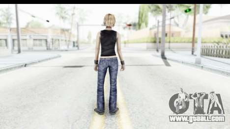 Silent Hill 3 - Heather Sporty Black Pennywise R for GTA San Andreas third screenshot