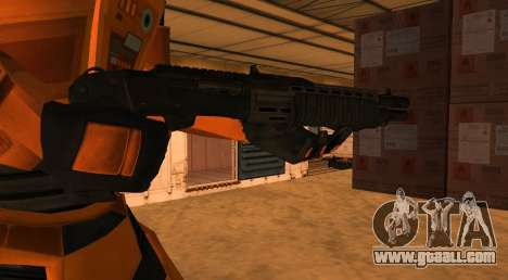 SPAS-12 Black Mesa for GTA San Andreas