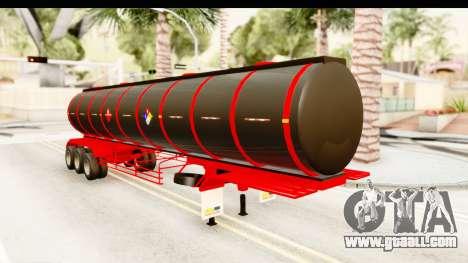 Trailer Fuel for GTA San Andreas