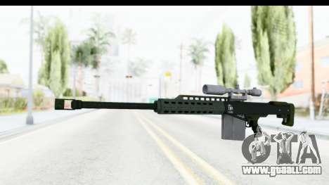 GTA 5 Vom Feuer Heavy Sniper for GTA San Andreas