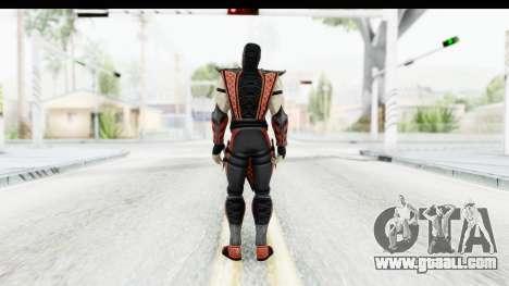 Mortal Kombat vs DC Universe - Ermac for GTA San Andreas third screenshot