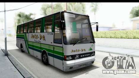 Kassbohrer Setra S215HD for GTA San Andreas right view