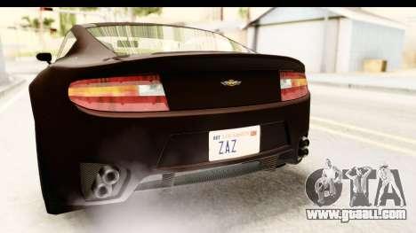 GTA 5 Dewbauchee Rapid GT SA Style for GTA San Andreas upper view