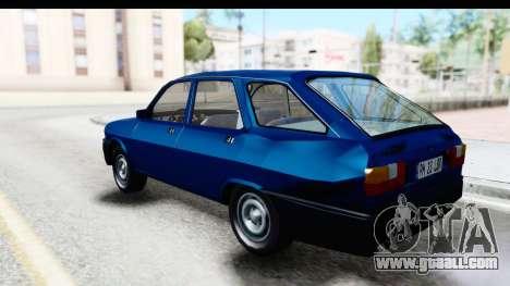 Dacia Liberta for GTA San Andreas left view