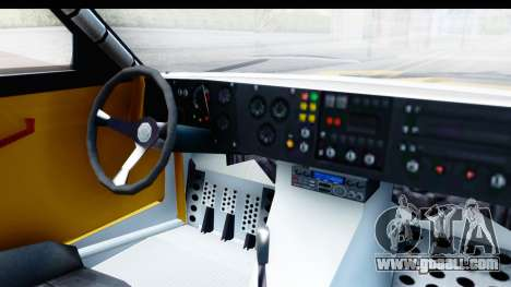 GTA 5 Obey Omnis IVF for GTA San Andreas inner view